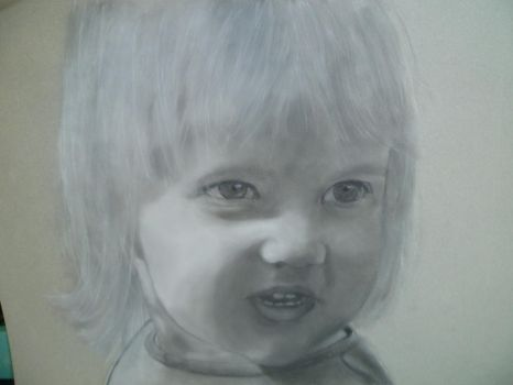 charcoal baby by bookwormy606