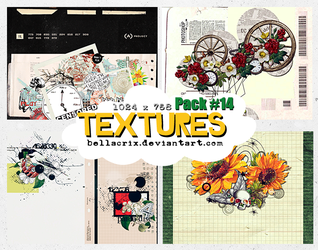 Textures Pack #14 by Bellacrix