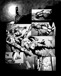 Casefile: Arkham - Her Blood Runs Cold, page 10 by PatrickMcEvoy