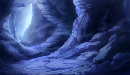 Dark Cave - Import Background by TheOldRay