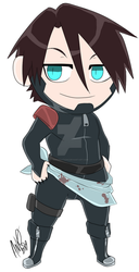 Chibi Party Wrecker by ANPCreations