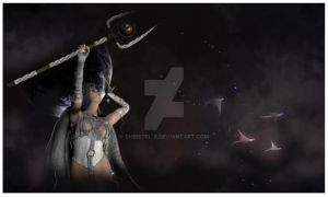 :: Witch Of The Moon :: by christel-b