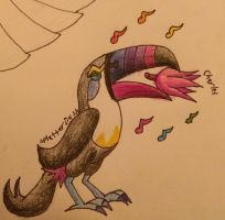 Berry for Toucannon