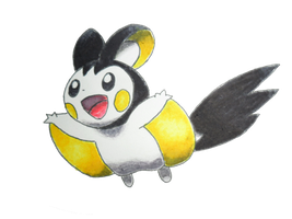 Pokemon Emolga