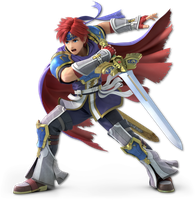 Super Smash Bros. Ultimate - Roy - Render by CynicSonic
