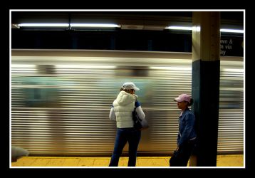 Waiting for the N by turbokeith
