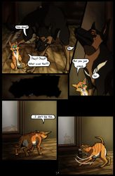 After Dark - Page 39 by Rabid-Lycan