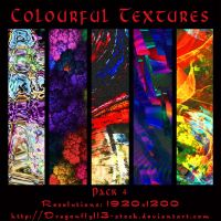 Colourful Textures Pack 4 by BFstock