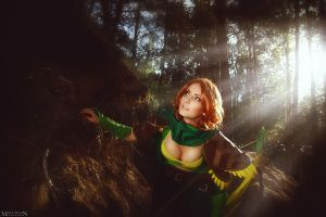 DotA 2 - WR - Scouting by MilliganVick