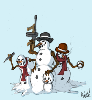 Terraria: The Frost Legion by GreenScrapBot