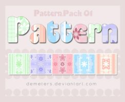 pattern pack.1 by demeters