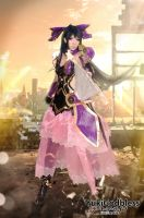 Tohka Yatogami from Date A Live Cosplay ,kill by yukigodbless