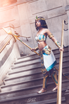 Pharaoh Nidalee II by the-mirror-melts