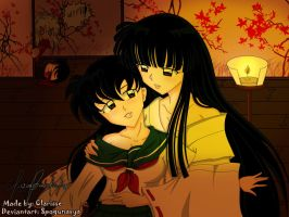 Inuyasha: Whatzz in the Dark by spogunasya