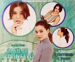 +RECURSO: Hailee Steinfeld Pack Png by wondxful-lies