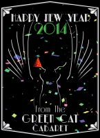Happy New Year 2014 by jademacalla