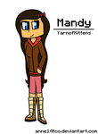 MC OC - Mandy by ANNE14TCO