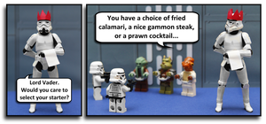 Imperial Christmas Dinner... by SWAT-Strachan