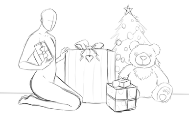 YCH Holidays [OPEN] by Qu-Ross