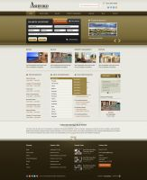 A Realty Group Web Design by bilalm