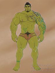 Orc by headingsouth