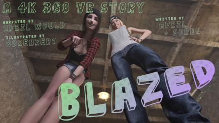 Blazed - Available Now! by SorenZer0