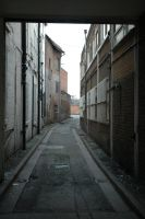 Twisted Alley by AaronSmurfMurphy