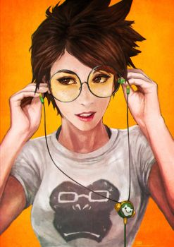 Casual Tracer by MonoriRogue