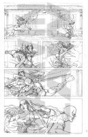 Iron Fist samples pg. 2 of 4 by Marvin000