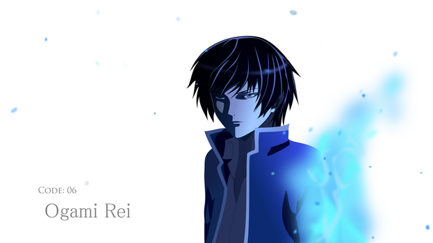 Code: 06 - Ogami Rei by Burlew