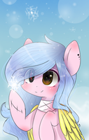 (Ce prize) Snowflakes by WindyMils