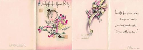 Baby Card by IdanCarre