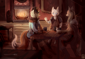 [Commission] Tavern by Kepidemic