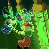 ARMS: DNA Lab by Gooompy