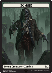 Zombie Token by ArchGothic