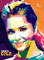 Cheryl Cole Wpap by opparudy