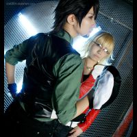 Tiger and Bunny : Barnaby by rizel0824