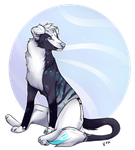 [Art Fight] Melancholy by Vexea