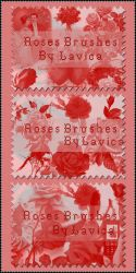 Rose Brushes by Lavica-Photoshop