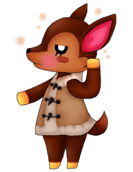 Fauna ACNL by Snorlaxin