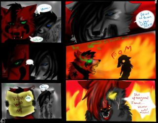 The raVan page 2 by Alextheinsane
