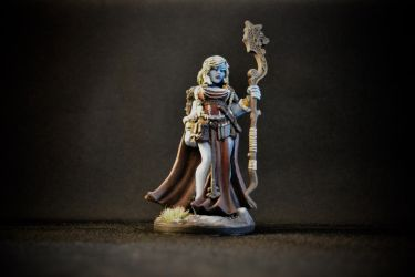 Frost Giant Queen by jbaileymusic