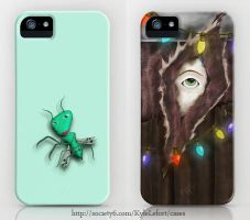 IPHONE and IPOD Cases no.1 by Kyle-Lefort