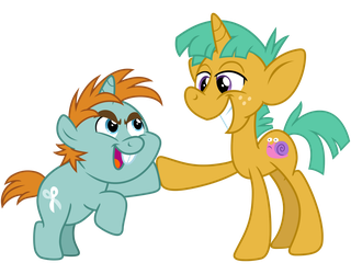 Brohoof! by cheezedoodle96