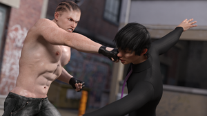 Street Fight - Part 10 by Dick--Justice