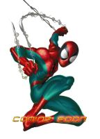 Marvel's Spider-Man coming soon by stick-man-11