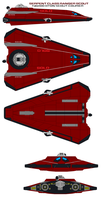 Serpent Class Ranger T20 100 dton Scout-Courier by bagera3005