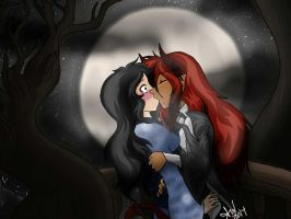 Under the Moon by NXUforever