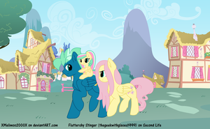 The Stingers daily stroll by XMelimoo2000X
