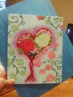 1-19-14 Natalie and Jons wedding gift by wolf-girl87